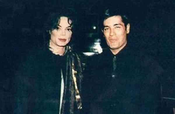 Michael Jackson & Manish Malhotra