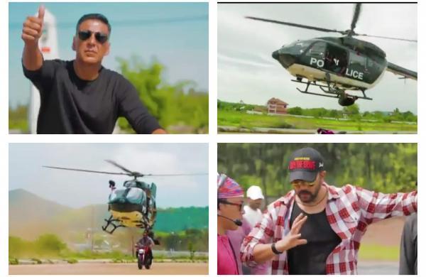 Sooryavanshi, Akshay Kumar movie clips