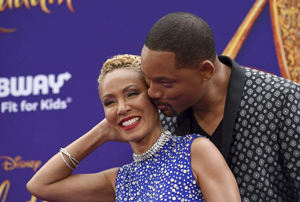 Will and Jada Pinkett Smith (Photo by Chris Pizzello/Invision/AP, File)