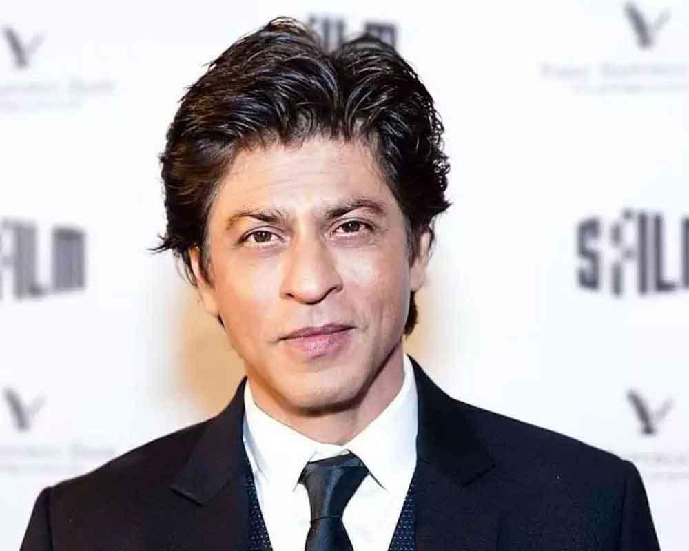 Indian actor : Shah Rukh khan