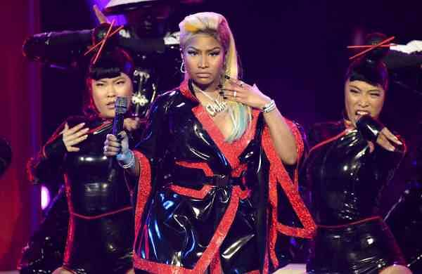 Nicki Minaj (Photo by Evan Agostini/Invision/AP, File)