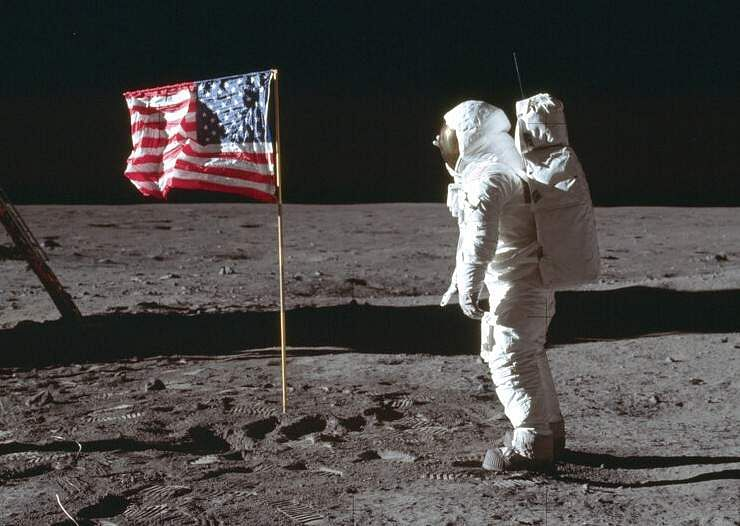 Special photo tribute: Rare, prized pictures of the 50 years of moon landing, Apollo 11 mission (AP Photo)