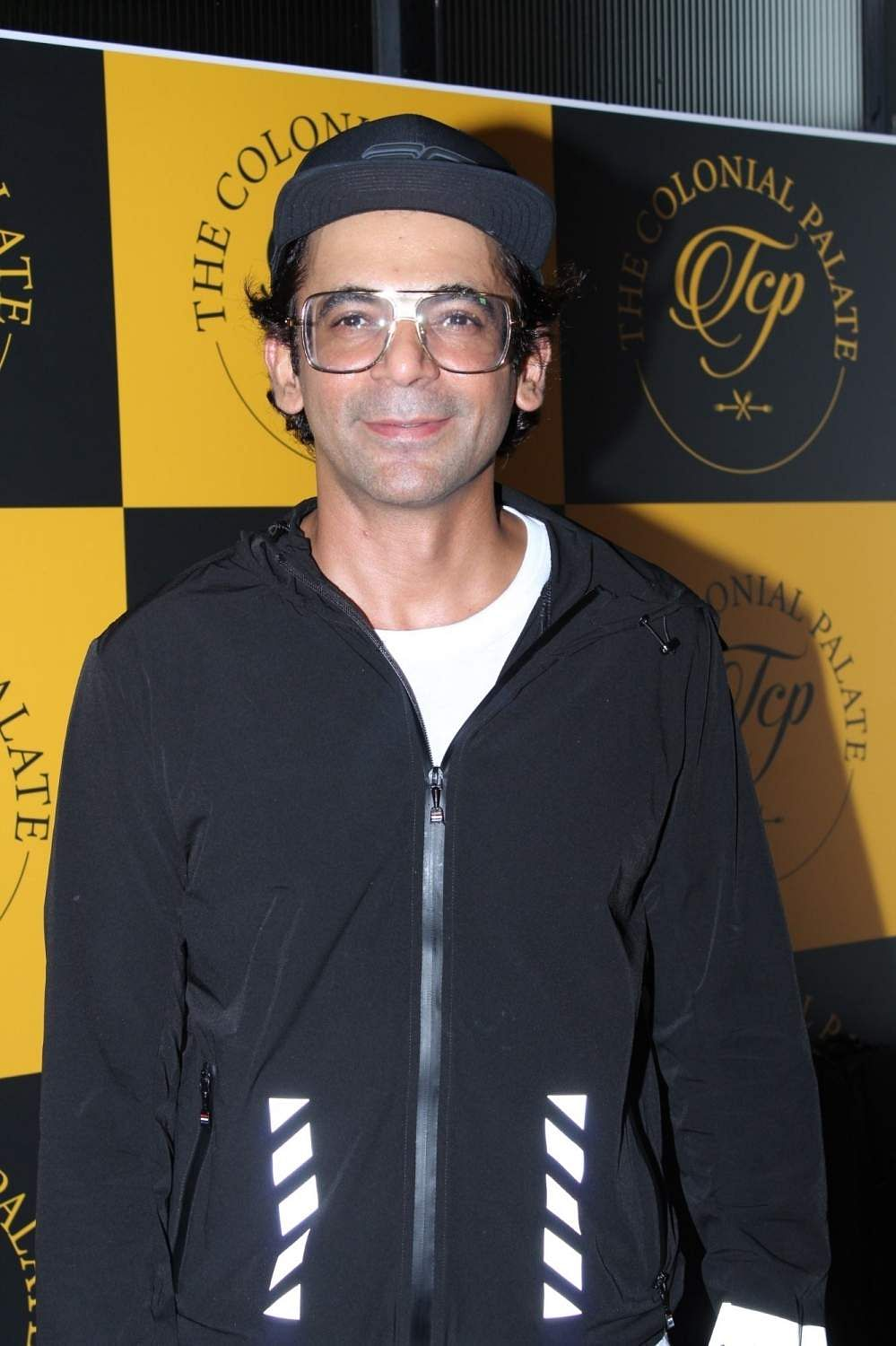 Actor Sunil Grover at the launch of a restaurant in Mumbai, on July 13, 2019. (Photo: IANS)