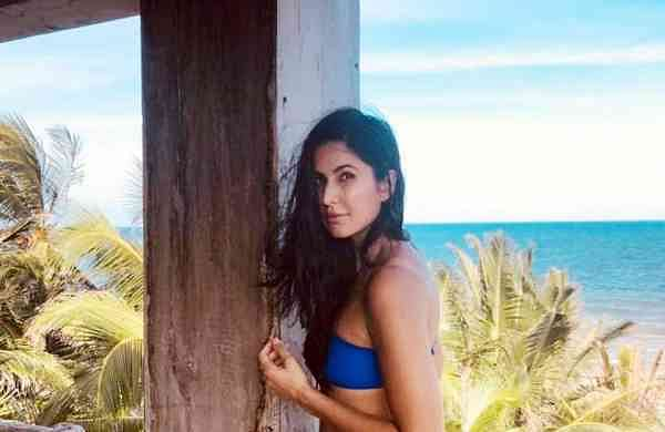 Katrina Kaif in Mexico (IANS)