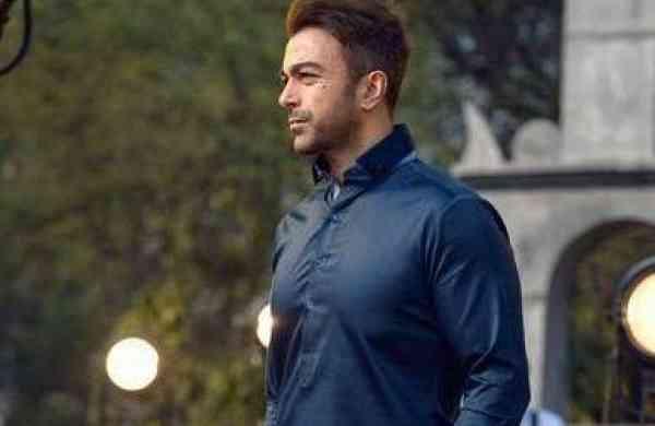 Shaan Shahid. (Photo : Twitter/@mshaanshahid)