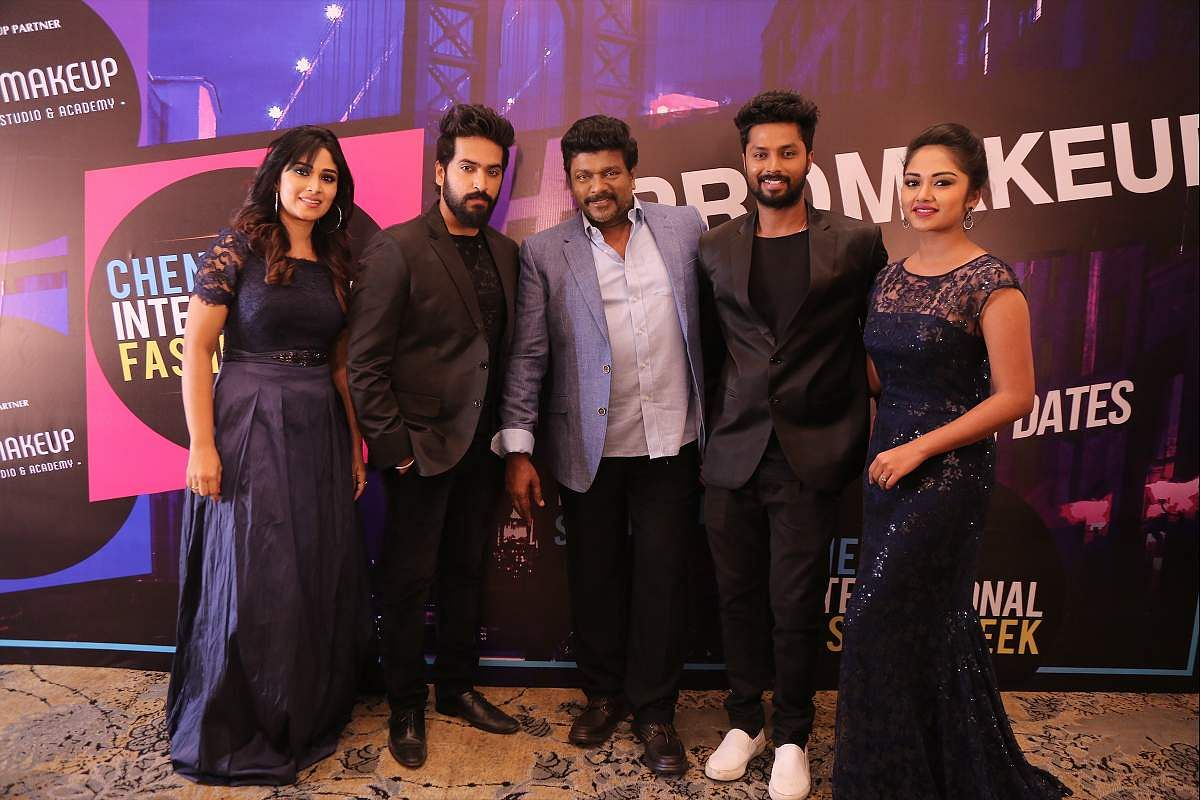 See Pictures Colors Tamil Artists Walk The Ramp For The 8th Chennai International Fashion Week