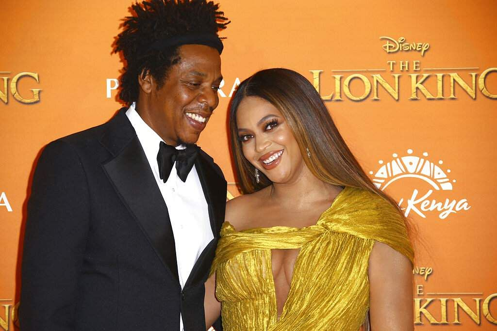 Jay-Z and Beyonce (Photo by Joel C Ryan/Invision/AP)