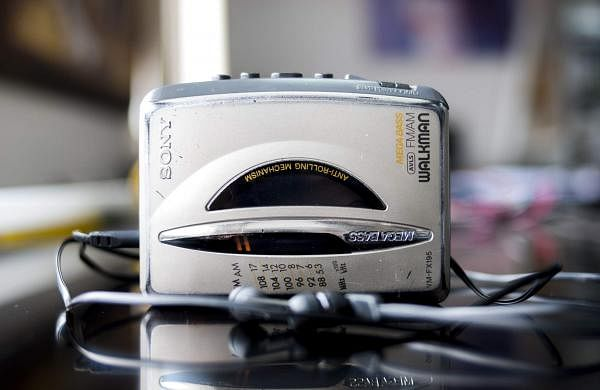 40 years of the Walkman