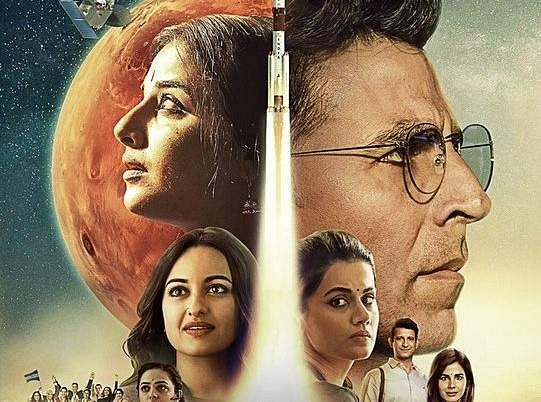 ISRO wishes Akshay Kumar forMission Mangal, actor responds