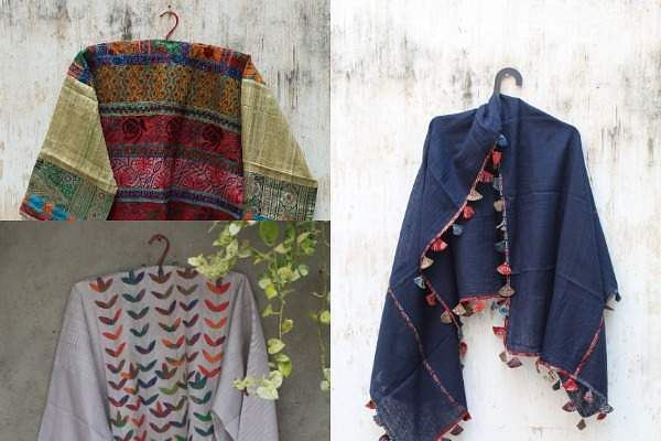 Kapaas Kolkata is back in Chennai with their Festive Collection
