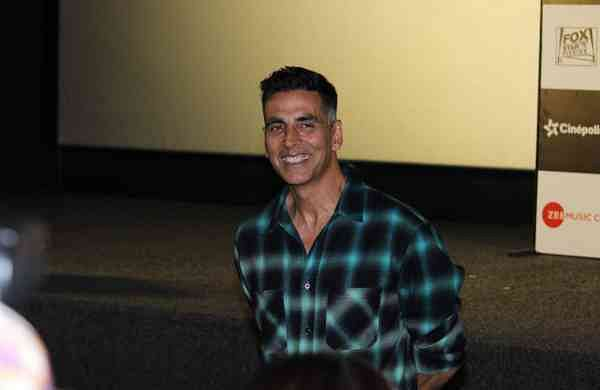 Akshay Kumar (Image: IANS)