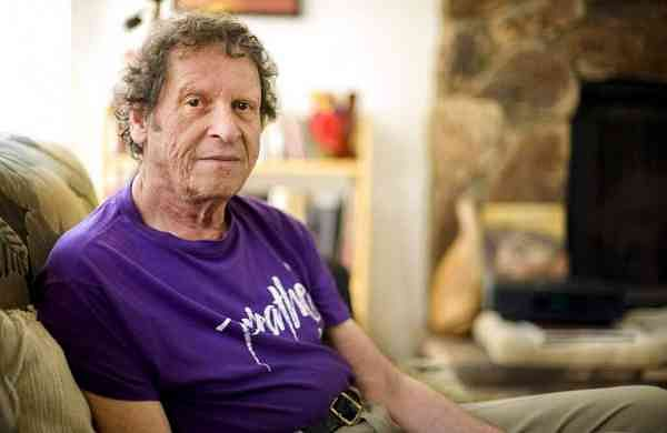 File photo of Paul Krassner (AP Photo/Eric Reed, File)