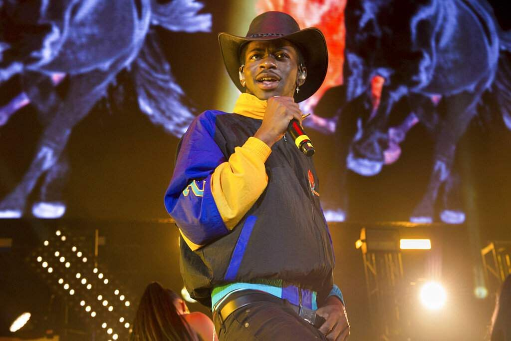 Lil Nas X (Photo by Scott Roth/Invision/AP)