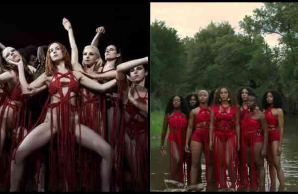 Beyonce Video Copy