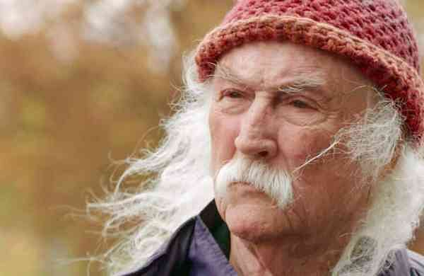 David Crosby (Sony Pictures Classics via AP)