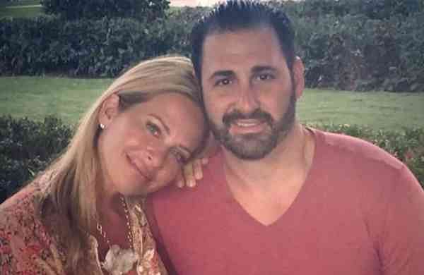 Dina Manzo and David Canin (Source: Twitter)