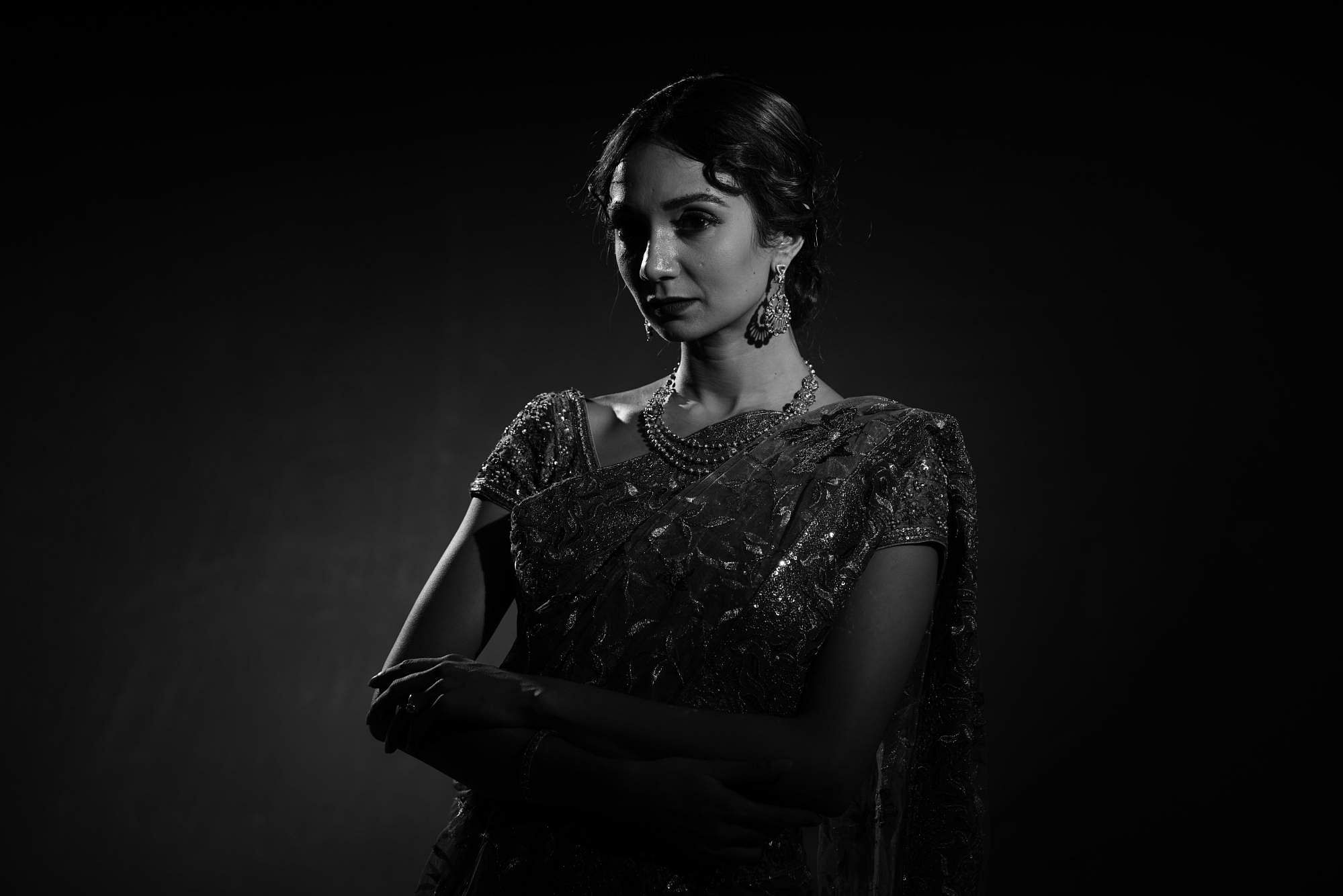 Actress Ira Dubey as Devika Rani. (Photo: IANS)