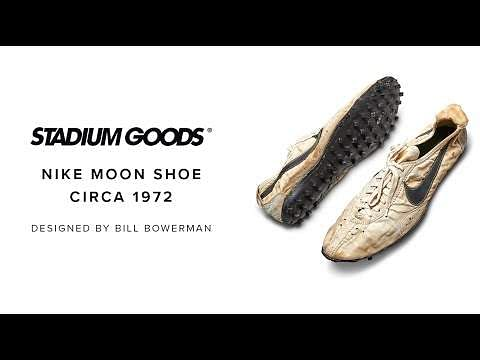The Nike Moon Shoe (Image: YouTube)