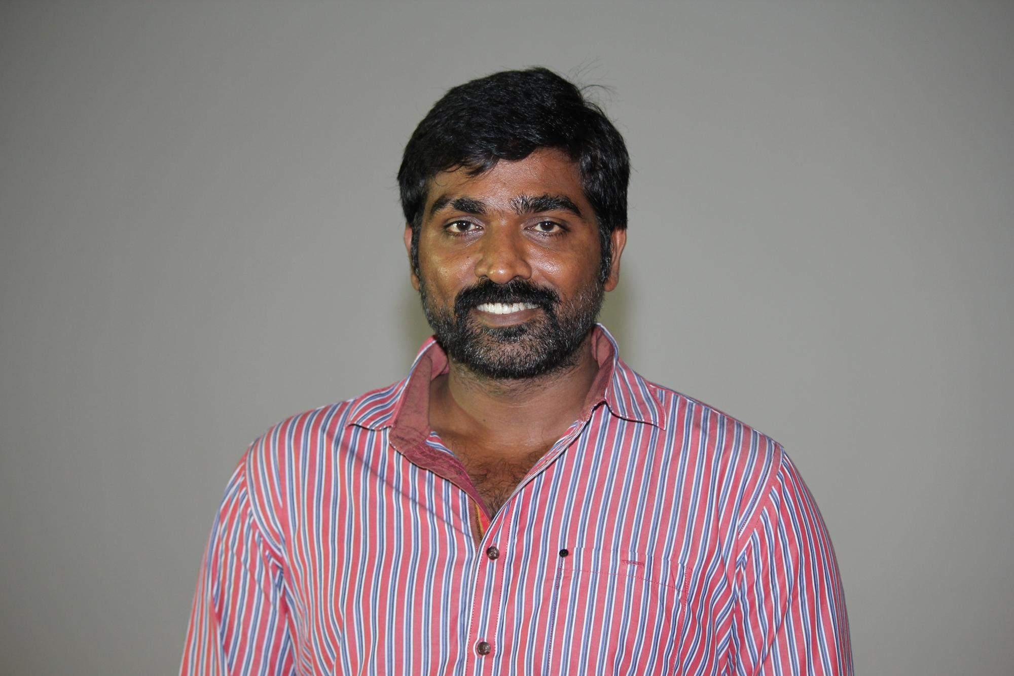 Vijay Sethupathi (Photo: IANS)