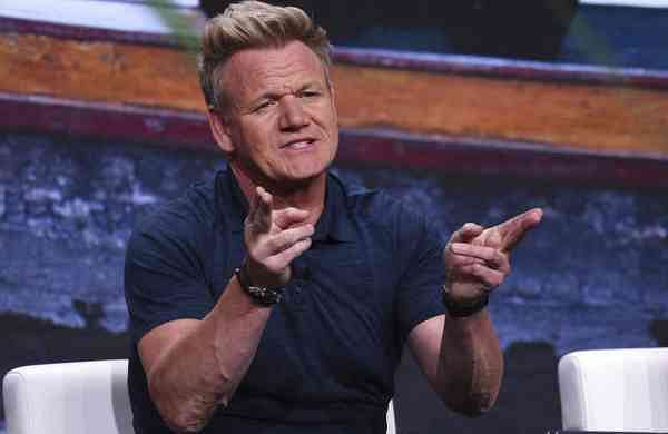 Chef Gordon Ramsay (Photo by Chris Pizzello/Invision/AP)