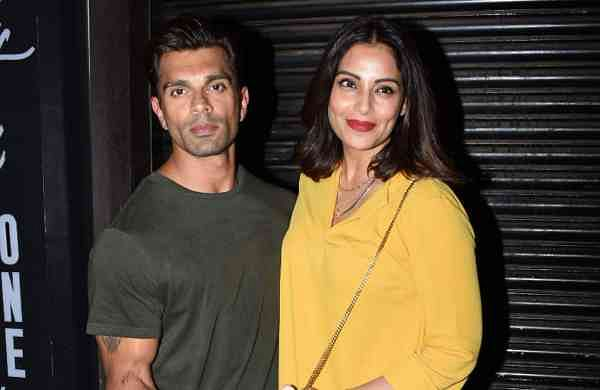 Karan Singh Grover and Bipasha Basu (Photo: IANS)