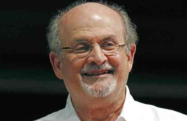 Salman Rushdie (AP Photo/Rogelio V Solis)