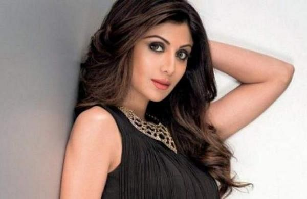 Shilpa Shetty circuit training