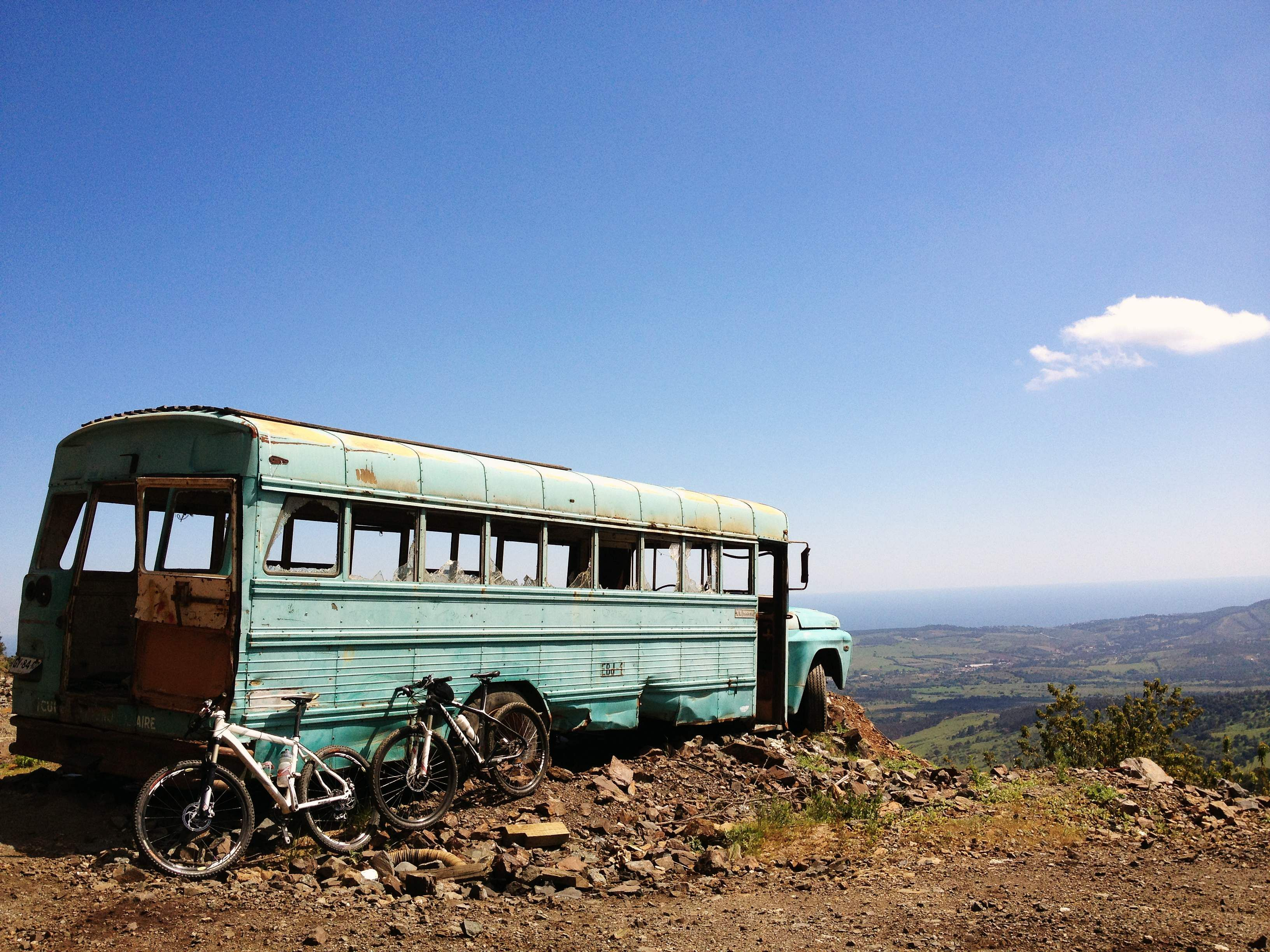 File Photo: The ill-famed Into the Wild bus (Source: Internet)