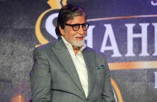 Amitabh Bachchan (Photo: IANS)