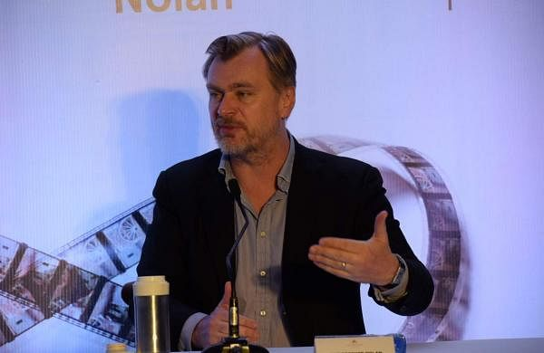 Christopher Nolan (Photo: IANS)