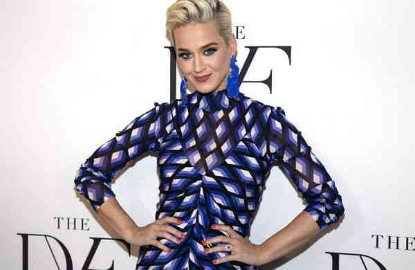 Katy Perry (Photo by Andy Kropa/Invision/AP)