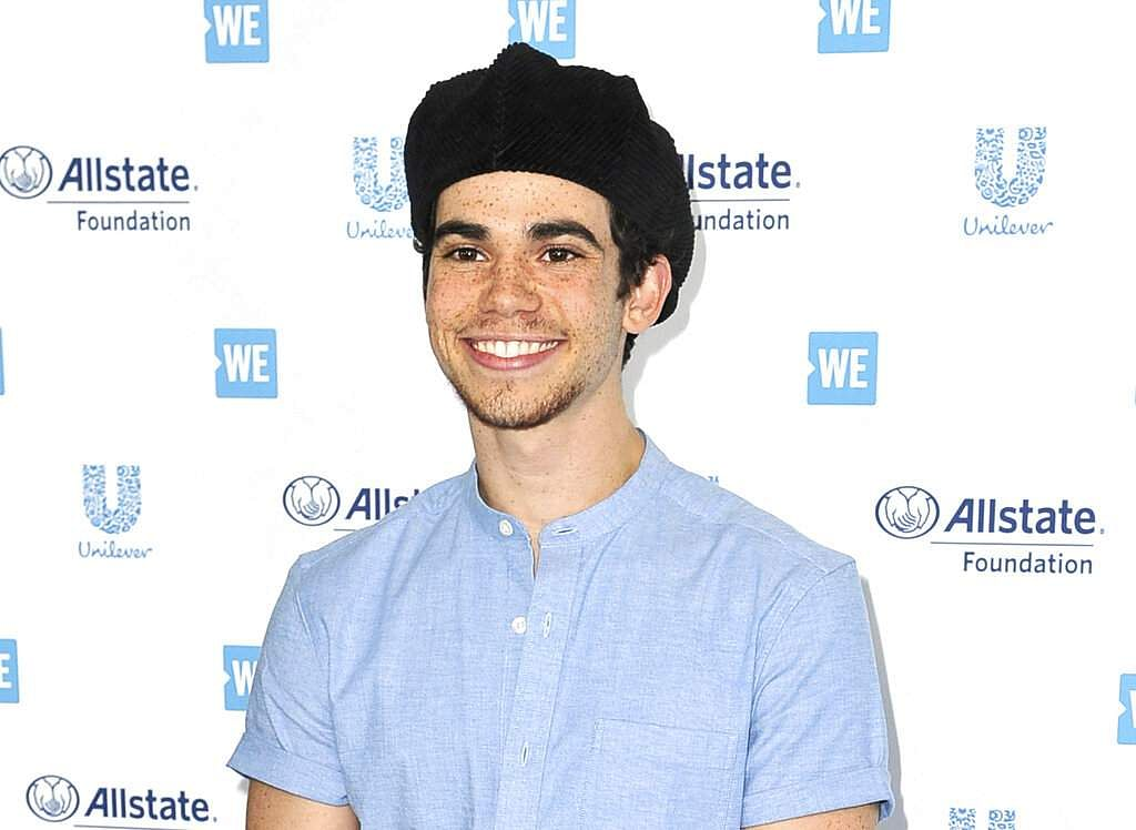 Cameron Boyce (Photo by Richard Shotwell/Invision/AP)