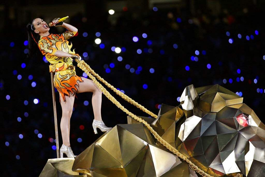 Katy Perry (AP Photo/David J. Phillip)