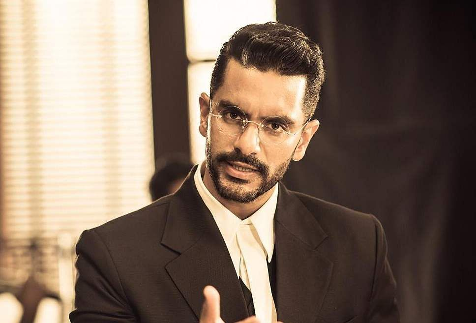 Angad Bedi in The Verdict