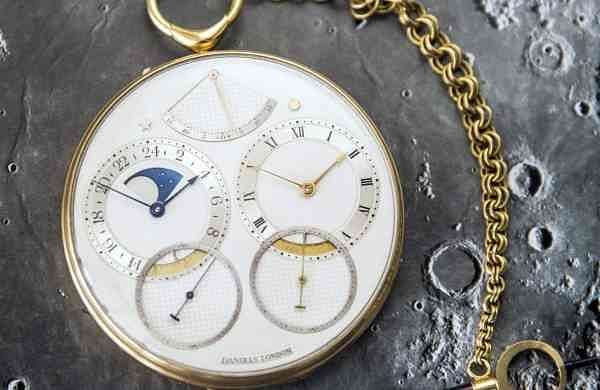 Pocket Watch Space Traveller I (Photo Credit: Sotheby's)