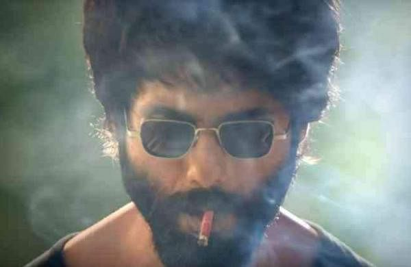 Shahid Kapoor in Kabir Singh movie still