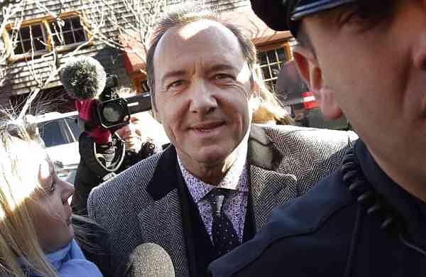 Kevin Spacey (AP Photo/Steven Senne)