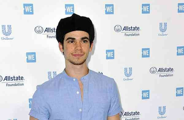 2019 file photo: Cameron Boyce (Photo by Richard Shotwell/Invision/AP)