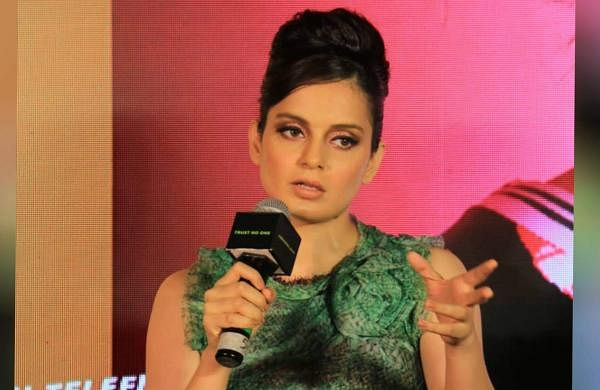 Media fraternity demands apology from Kangana Ranaut, will boycott Judgementall Hai Kya promotions o