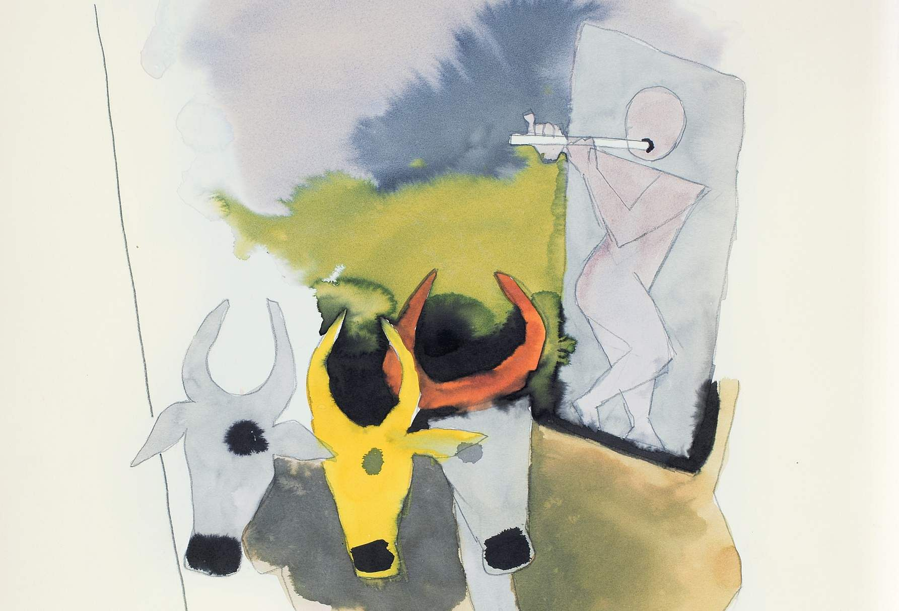 MF Husain - That Obscure Object of Desire