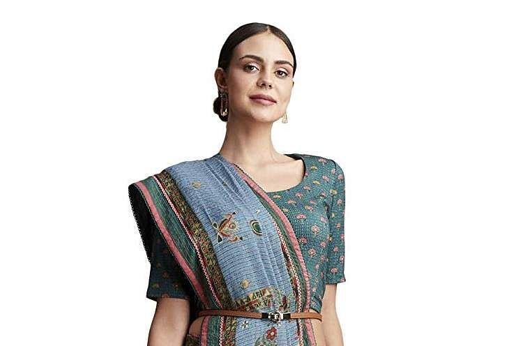 #SareeTwitter trends on Amazon Fashion