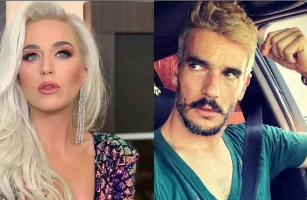 Katy Perry's Teenage Dreamco-star Josh Kloss accuses her of sexual misconduct