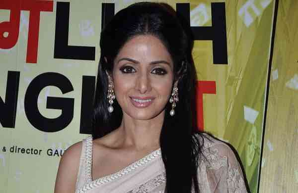 Sridevi. (File Photo: IANS)