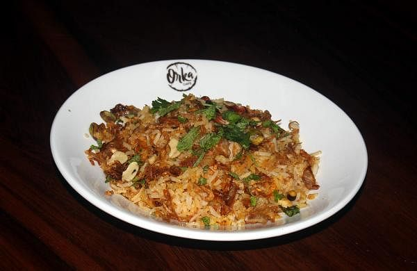 Hyderabadi Biryani