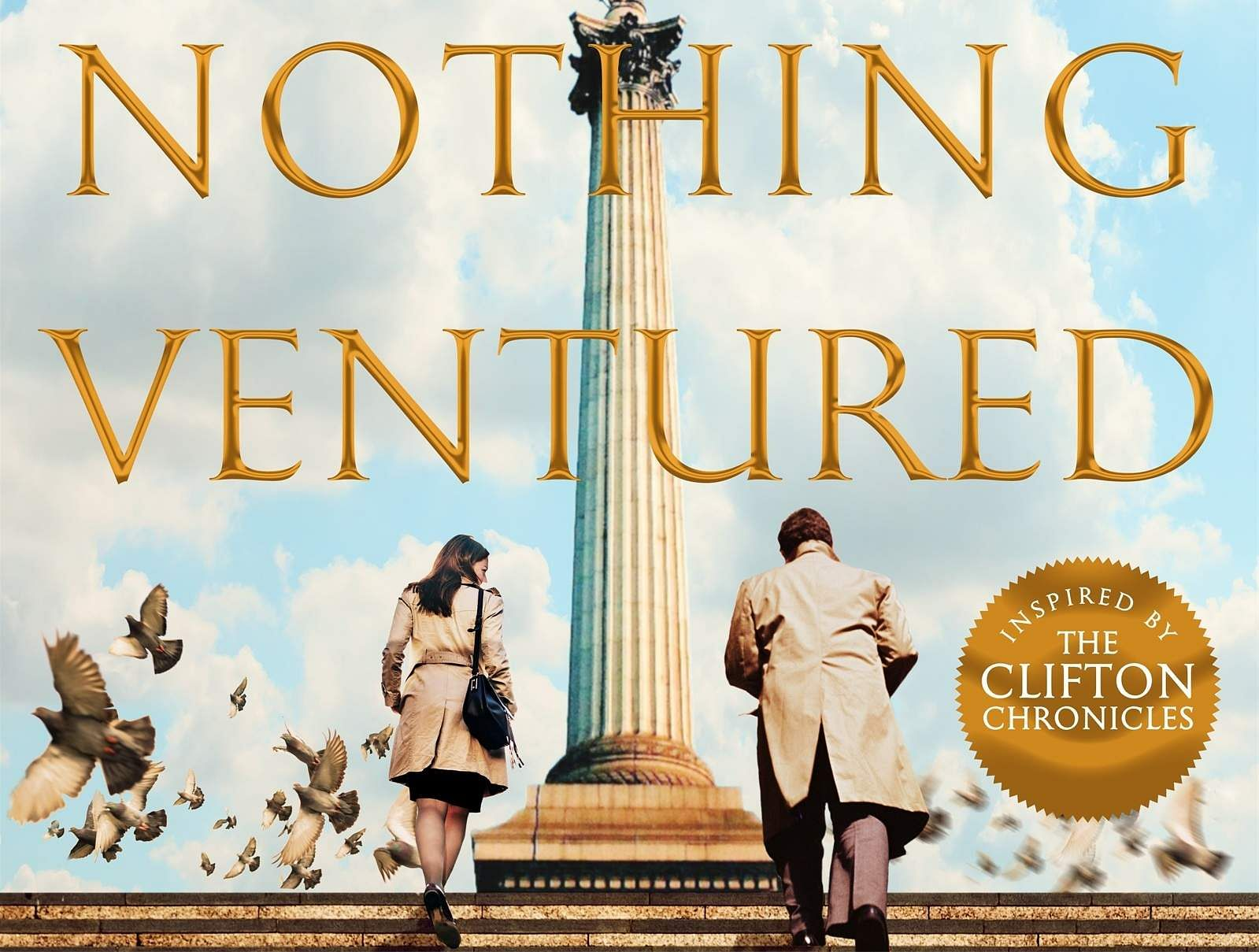 Nothing Ventured: Book #1 of William Warwick Series by Jeffrey Archer