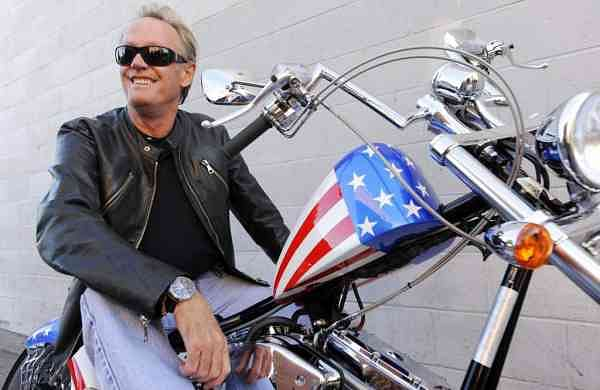 Peter Fonda (AP Photo/Chris Pizzello, File)