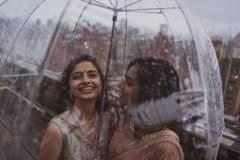 Anjali Chakra and Sundas Malik (Photo: Twitter/@Sarowarrrr)