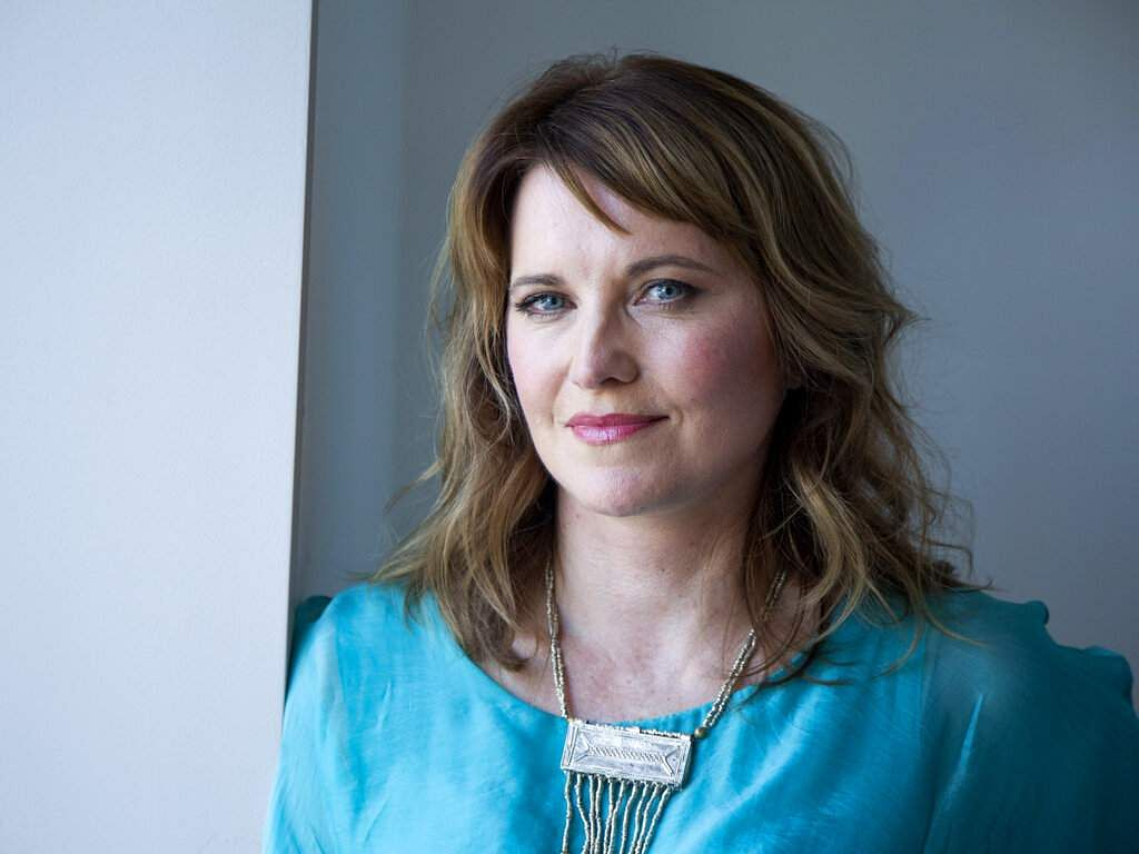 Lucy Lawless (Photo by Andy Kropa/Invision/AP)