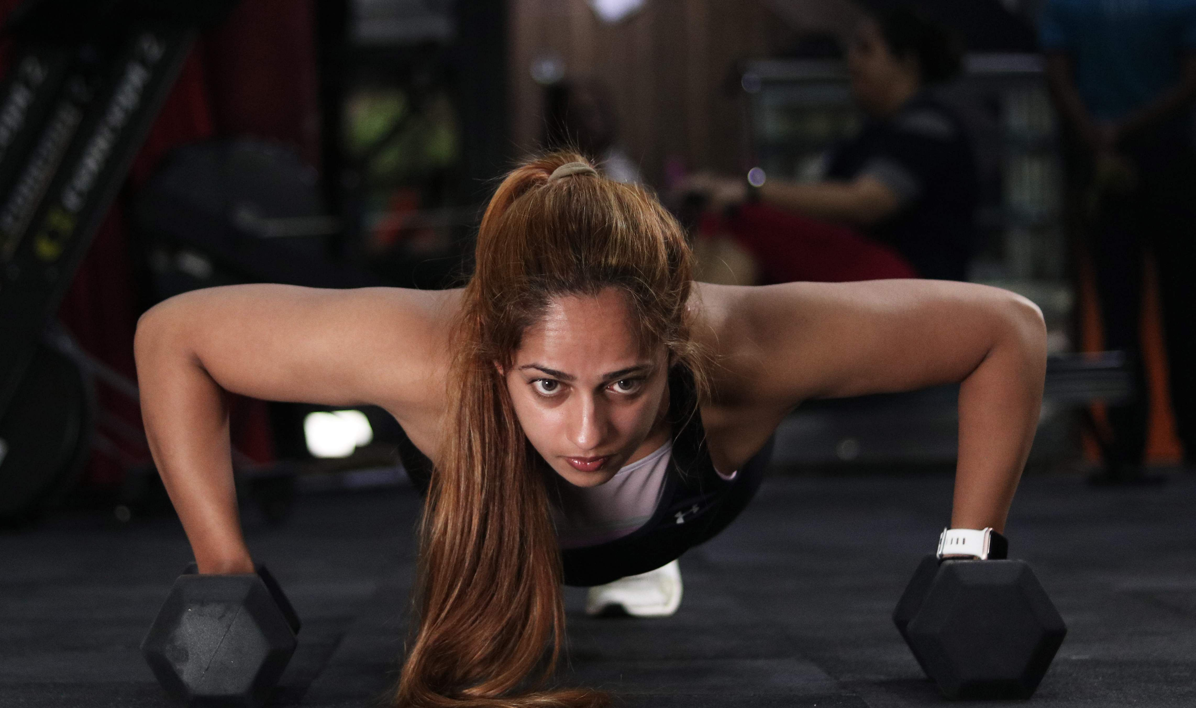 Maahek Nair, celebrity fitness trainer