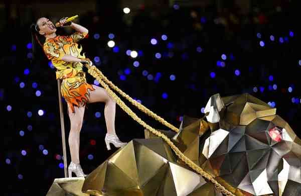 Katy Perry (AP Photo/David J Phillip)